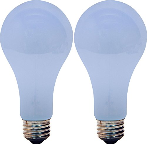 100w Incandescent Lamp - GE Lighting 73865 30/70/100W A21 Reveal 3-Way Table Lamp Bulb (2 Pack)