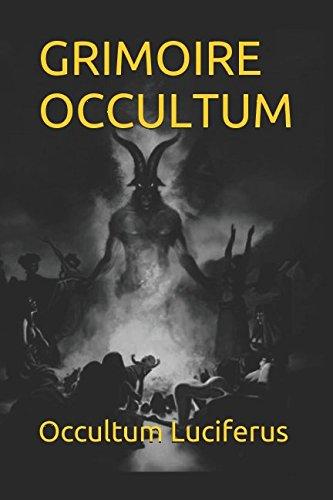 GRIMOIRE OCCULTUM ePub fb2 ebook