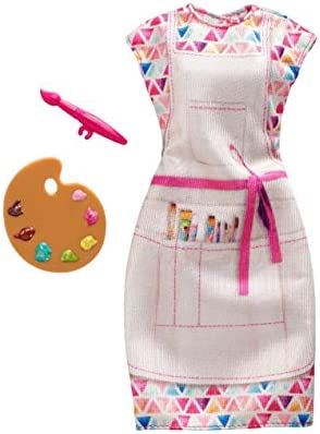 Barbie Careers Artist Fashion Pack: Amazon.es: Ropa y accesorios