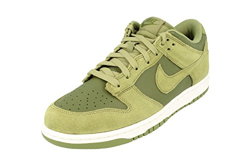 Nike Hombre Dunk Bajo GIMNASIA Zapatos, 12GB - Rojo, UK 11 EUR 46 US 12