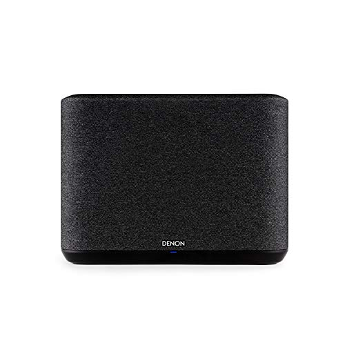 Denon Home 250 Wireless Speaker (2020 Model)   HEOS Built-in, AirPlay 2, and Bluetooth   Alexa Compatible   Stunning Design   Black