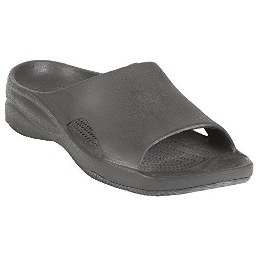 Dawgs Dames Premium Dia Sandaal Zwart / Zwart