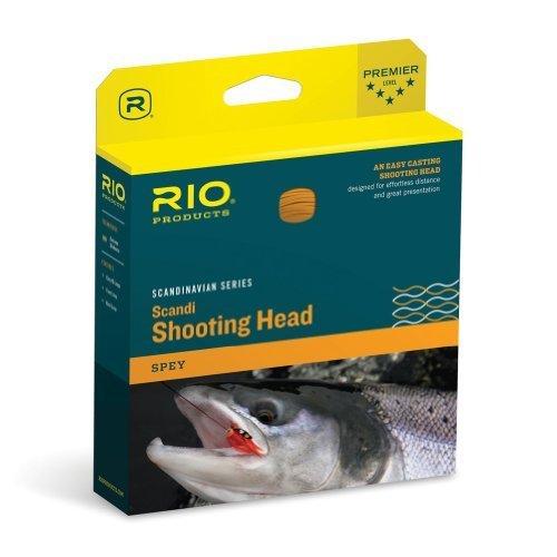 Rio Scandi kurz Body Spey Fly Line   8 9 Stroh 6–20957 von Rio
