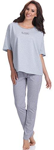 Italian Fashion IF Damen Schlafanzug Sali 0230