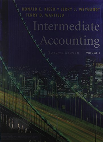 Intermediate Accounting (2 Vol. Set)