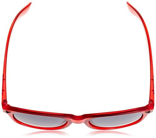 Red Lawless naranja Frost Talla Clear Orange BRIGADA sol Gafas talla única de rojo BdqAPPw
