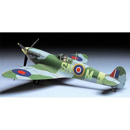 revell spitfire model - 9