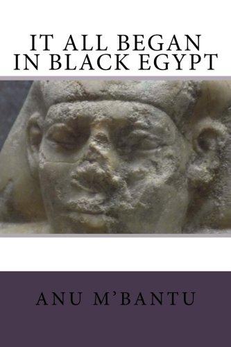 It All Began In Black Egypt pdf epub