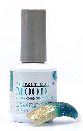 LECHAT Perfect Match Gel Polish Atlantis (MPMG46), 0.500 Ounce (Difference Between Gel Nails And Gel Polish)