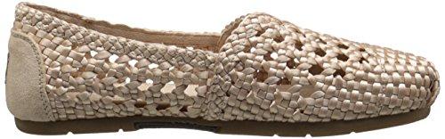 Cut Fresh Bobs BOBS from Champagne Shoe Flat Skechers Women's Luxe Xx7Y4qwPP