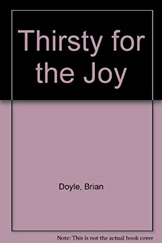 book cover of Thirsty for the Joy