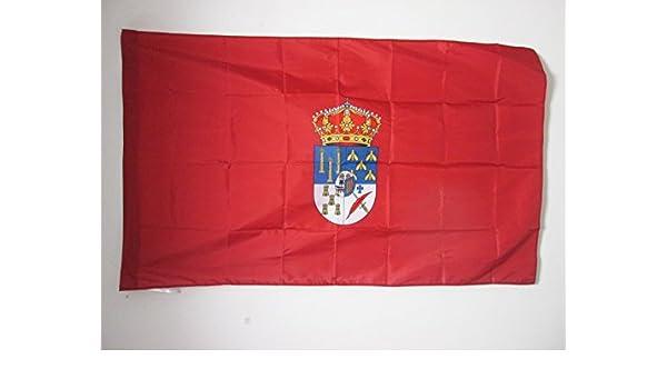 AZ FLAG Bandera de la Provincia DE Salamanca 90x60cm para Palo - Bandera Salamanca EN Castilla Y LEÓN 60 x 90 cm: Amazon.es: Hogar