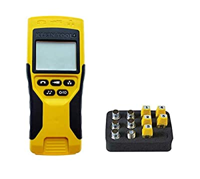 Klein VDV Scout Pro Cable Tester with LanMap Remotes VDV501-823 - Traces and Tests Coax, Data, Telephone Cables