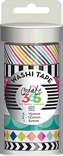 BIG ideas Washi Tape Brights