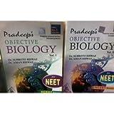 Pradeep's Objective Biology Vol1 & 2 , for Neet