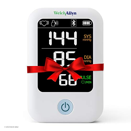 Welch Allyn Home 1500 Series Upper Arm Blood Pressure Monitor with Easy Bluetooth Smartphone Connectivity RPM-BP100