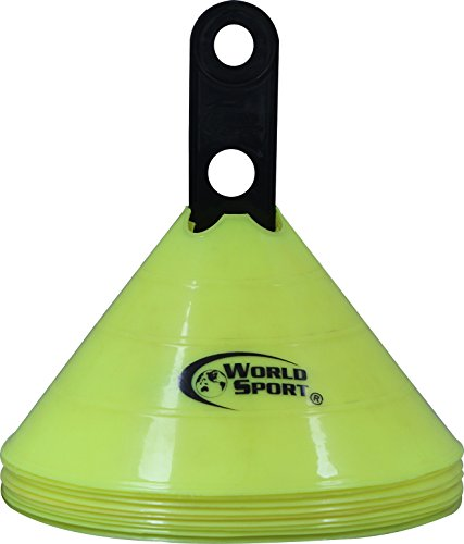 World Sport Large Cones Yellow product image