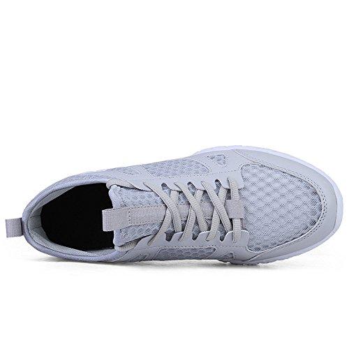Hombre Zapatillas de Zapatos para Correr en zapatillas de running para gris