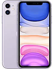 Apple iPhone 11 (128GB) - lila