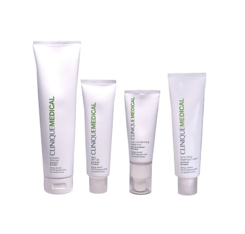 Clinique Medical Optimizing Skin Pre Post Procedure Regimen System Kit