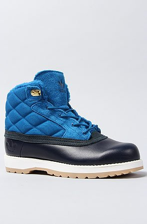 Amazon.com   adidas Men's The Adi Navvy Quilt Boot 7 Blue   Boots : adidas quilted boots - Adamdwight.com
