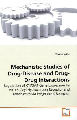 Mechanistic Studies of Drug-Disease and Drug-Drug Interactions: Regulation of CYP3A4 Gene Expression by NF-¿B, Aryl Hydr