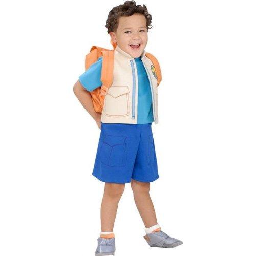 Cry Baby Movie Halloween Costume (Go, Diego, Go! Halloween Sensations Diego Child Costume - Medium)