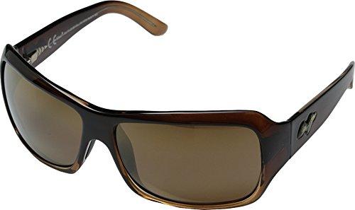 Maui Jim Palms Sunglasses,Chocolate Fade Frame/HCL Bronze Lens,one - Maui Amazon Jim