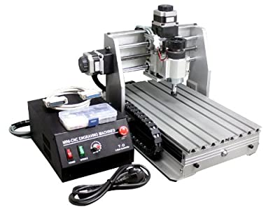RISING CNC 3020T-DJ Carving Machine / Engraving Machine Milling Drilling Cutting Router Engraver 3th AXIS . Free Shipping !