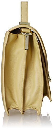 Satchel Bag LOEFFLER Rider Medium RANDALL Gold Natural tqqzw7f