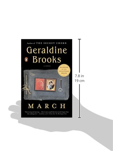 """march by geraldine brooks pulitzer prize english literature essay Please look after mom  and a human being"""" —geraldine brooks, pulitzer prize–winning author of march  the dong-in literature prize,."""