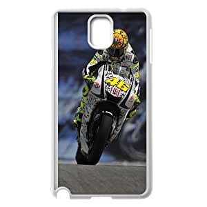 Valentino Rossi Sport 5 Samsung Galaxy Note 3 Cell Phone Case White DIY Ornaments xxy002-3684498