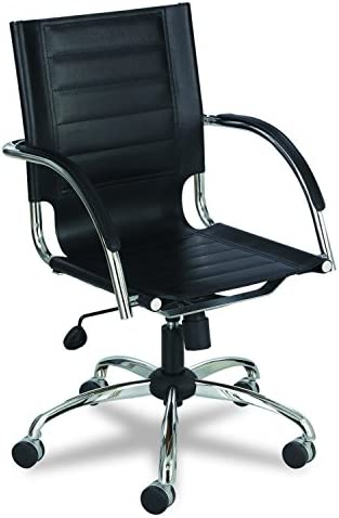 Safco Products Flaunt Managers Leather Chair