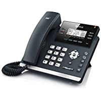 Yealink SIP-T41P Ultra-Elegant IP Phone VoIP Phone and Device by Yealink