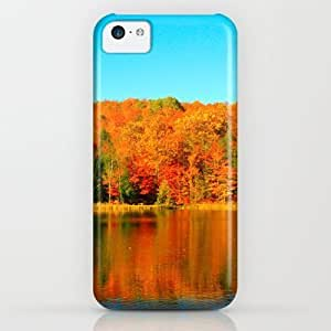 Society6 - Autumn Impressions Ii iPhone & iPod Case by Lark Ascending