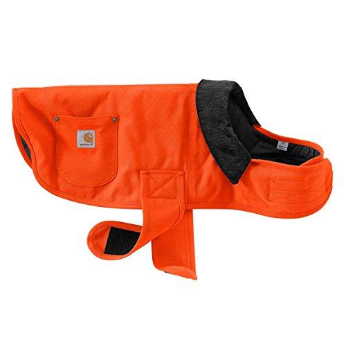 Orange Dog Coat (Carhartt Gear 102300 Dog Chore Coat - X-Large - Blaze Orange)