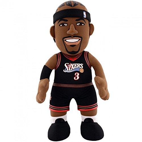 Philadelphia 76ers Allen Iverson 10'' Plush Figure by Bleacher Creatures