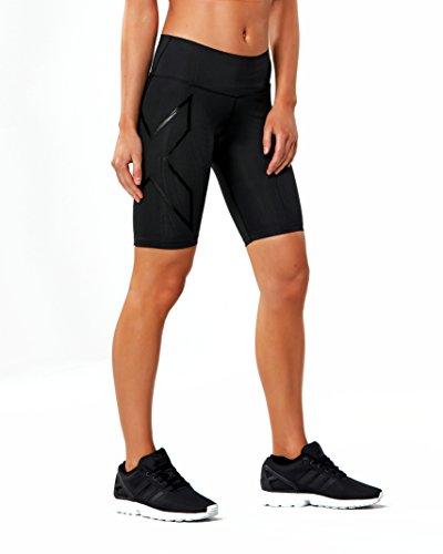 2XU Womens Mcs Mid-Rise Compression Shorts
