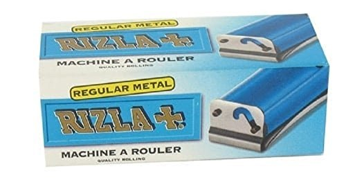 Rizla Premier Metal Regular Size Cigarette Rolling Machine Normal