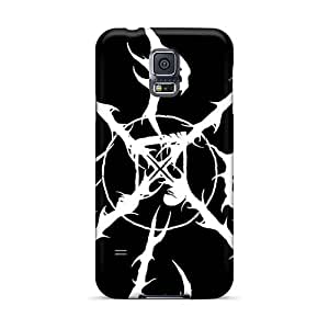 Excellent Hard Phone Cases For Samsung Galaxy S5 With Unique Design Lifelike Papa Roach Pictures SherieHallborg