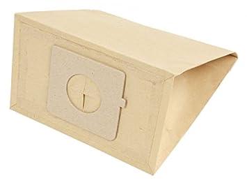10x Bolsas de papel para aspiradoras, de Bluesky AP 130.9 ...
