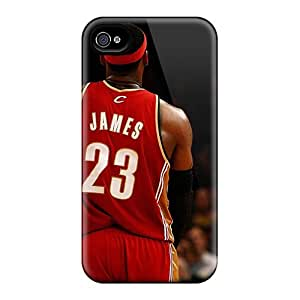 High Quality Mobile Case For Iphone 6 With Support Your Personal Customized Vivid Miami Heat Lebron James Series ChristopherWalsh