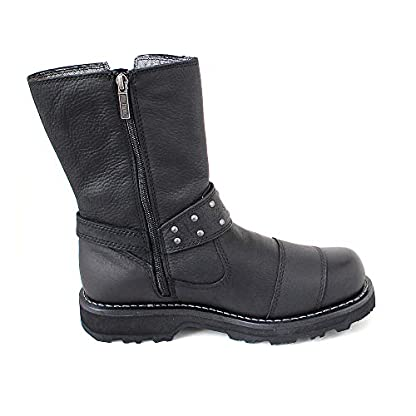 Harley Davidson Womens Marmora Leather Boots 3