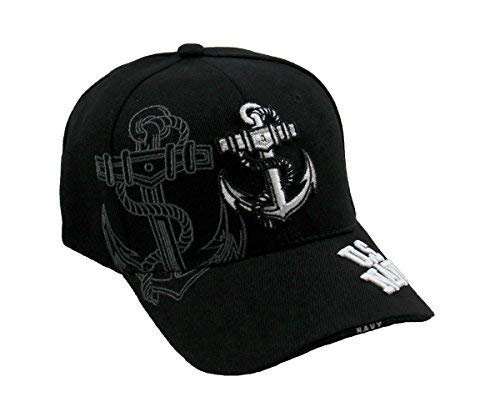 U.S. NAVY Cap (Black) ()