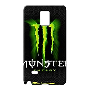 samsung note 4 Attractive Slim Fit Forever Collectibles phone case skin Monsters Energy