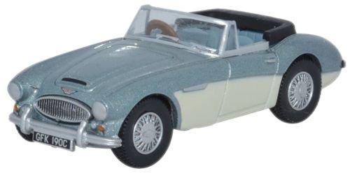 1/76 オースチンヒーリー 3000 (ブルー/アイボリー) OX76AH3001