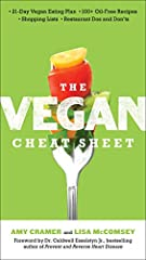 The Vegan Cheat Sheet is a portable resource for vegan living that puts essential information right at readers' fingertips. It's packed with more than 100 everyday recipes, shopping lists, restaurant tips, and everything else you need to live...