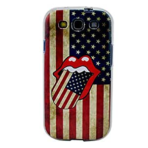 zxc Samsung S3 I9300 compatible Name Brand Style Silicone Back Cover