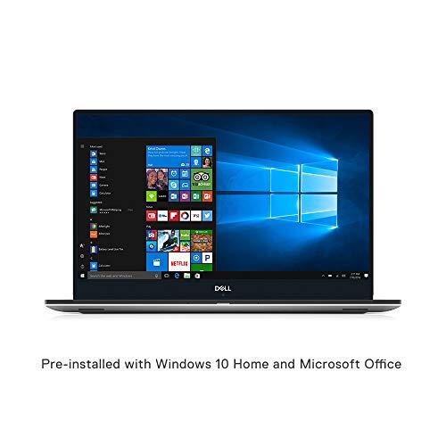 Dell XPS 9570 15.6-inch FHD Laptop (8th Gen Core i7-8750H/16GB/512 GB SSD/Windows 10 + MS Office/ Nvidia GTX 1050Ti 4GB…