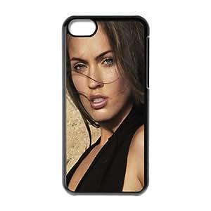 Megan Fox iPhone 5c Cell Phone Case Black phone component RT_321547